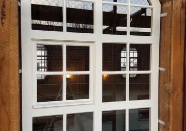 neues Fenster evang. Kirche Grafenwöhr